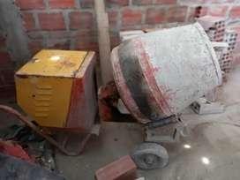 Vendo mezcladora de concreto