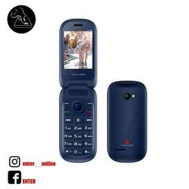 Celular Maxwest Uno Flip 2g 2.4 Dual Sim Bluetooth