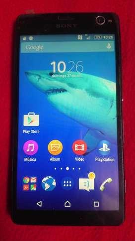 Sony Xperia C4 con Cargador Original