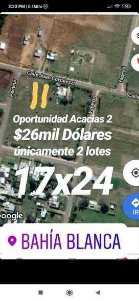 Vendo Terrenos Las Acacias 2