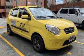 Se vende Taxi modelo 2011 - placas de Medellin - excelente estado
