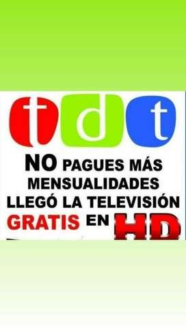 Servicio técnico televisión digital terrestre TDT