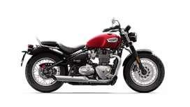 Vendo moto marca Triumph