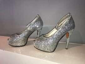 Zapatos  de fiesta N 38
