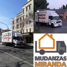 Empresa de mudanzas -- MUDANZAS MIRANDA