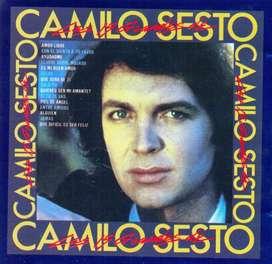 Las 15 Grandes De CAMILO SESTO, Original CD