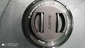 Lente Sony 1650 Montura E