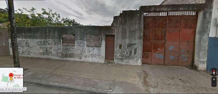 Terreno de 630 m2 en VENTA en zona cancha de Atlético, Barrio Norte 0