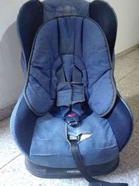 Butaca auto para bebés 9 a 18 kg Nania