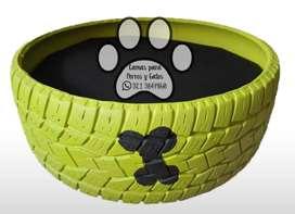 Camas indestructibles para perros