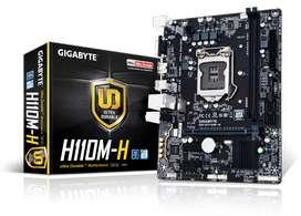 Vendo placa Gigabyte H110M-H