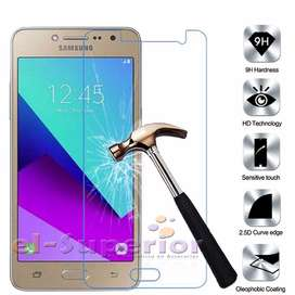 Film Templado Pantalla Samsung Plano J2 Core J2 Pro Plano