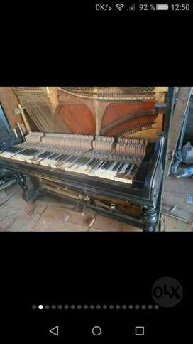 Tecnico Afinador Y Restaurador de Pianos