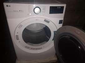 Vendo secadora LG - A GAS