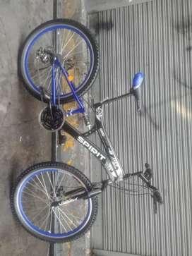 Bici aro 26 doble suspensión