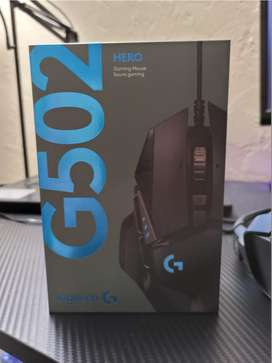 Mouse Logitech G502 Hero