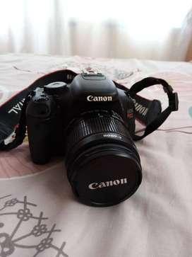 Video Camara Canon Eos Rebel t3i