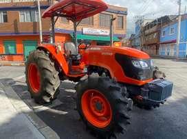 TRACTOR KUBOTA M9540 2011
