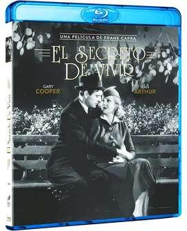 Pelicula Mr Deeds Goes Totown En Blu-ray
