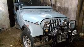 Venta de jeep 4x4