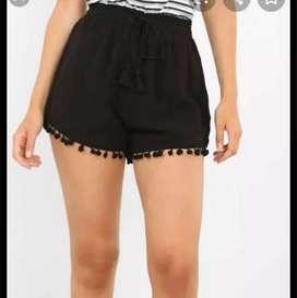 Hermoso shorts de nena