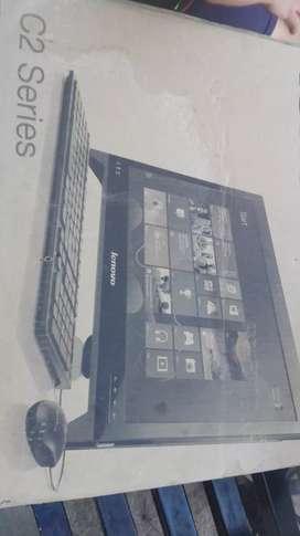 Vendo computadora Lenovo nueva