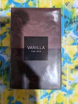Perfume vanilla hombre