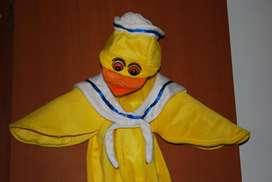 Disfraz Pinguino Bebe Talla 06 Meses