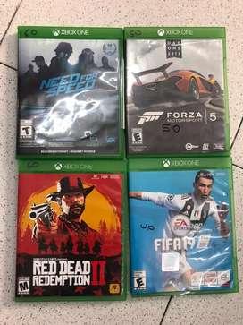 Juegos Xbox One Varios. No disponible Red