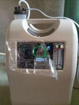 Generador de oxigenoo doble flujo + Nebulizador