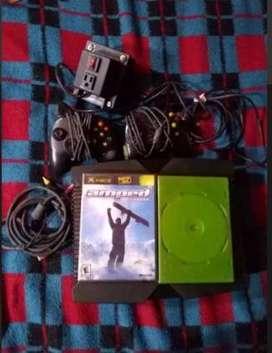 Xbox primera generación excelente estado UNICA