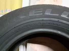 Remato cubierta para auto pirelli R14 nuevos x tan $4500 cada uno