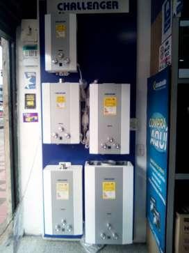 venta de calentadores para agua