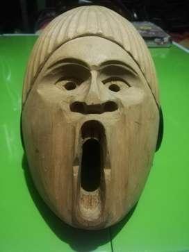 Colección de arte en madera
