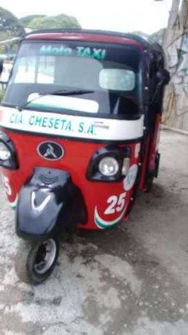 moto taxi Atacames