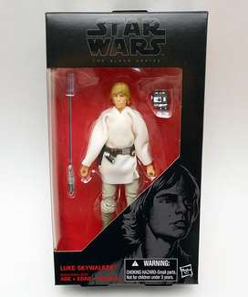 Star Wars Black Series Luke Skywalker Tatooine