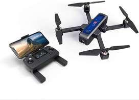 Drone Mjx B4w Con Gps 5g Wifi Fpv 4k Vuelo 25 Mins