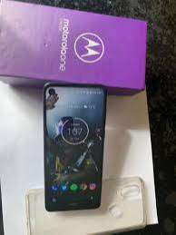 Motorola One Vision Libre De Fabrica