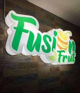 Vendo negocio comida saludable