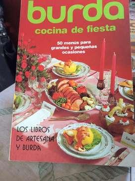 Libro Burda Cocina de Fiesta