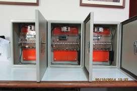 Controlador Electrónico 5 fases vehiculares