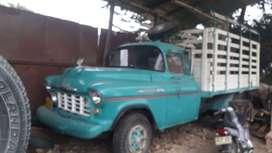 Camion en perfecto estado