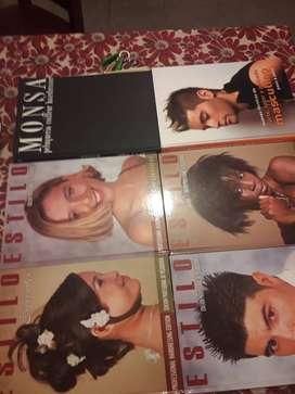 Libros peluqueria