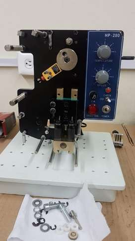Fechadora Termica Automática