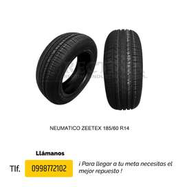 LLANTAS 185/60 R14 ZEETEX