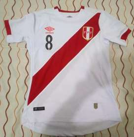 Polo Camiseta de la selección Peruana