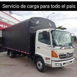 Servicios de carga para todo el país