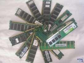 Memorias para PC DDR3 DDR2 DDR Dimm Simm