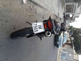 Moto shineray 200cc