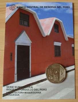 Blister Arquitectura Moqueguana